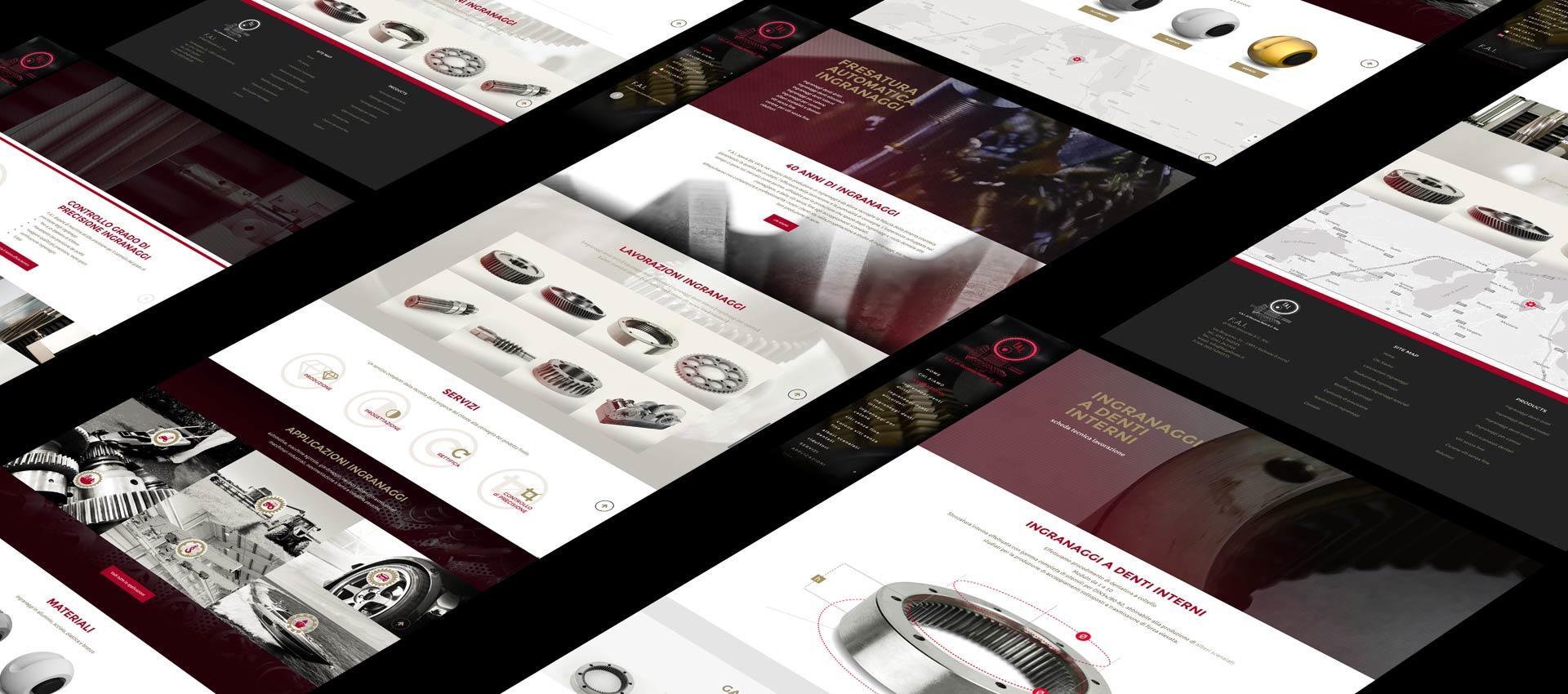 FAI Galbiate realizzazione sito web aziendale