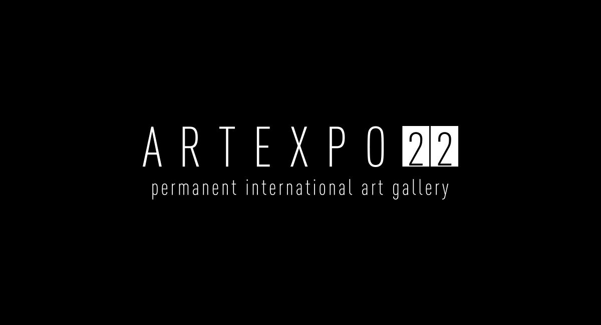 Studio e realizzazione logo Artexpo 22