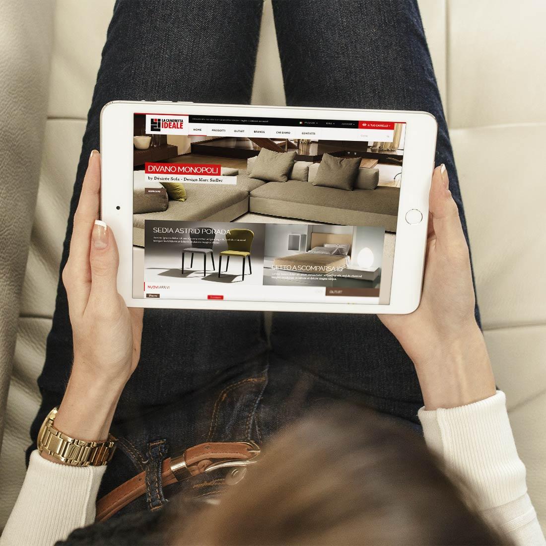 realizzazione sito e-commerce lecco