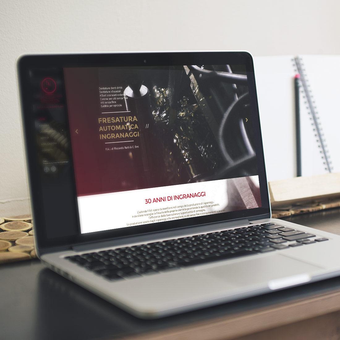 realizzazione sito web architettura responsive