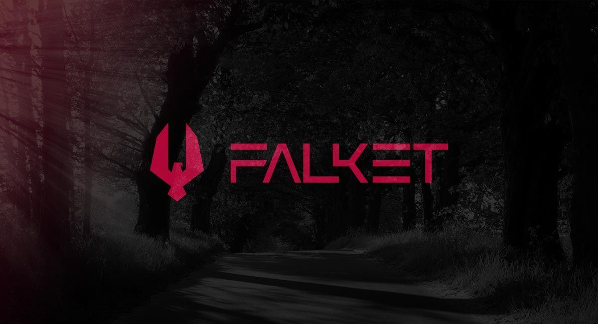 Studio e realizzazione logo Falket
