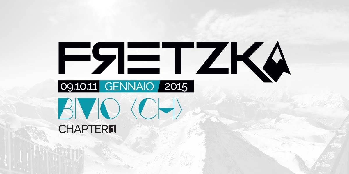 Studio e realizzazione logo Fretzka Freeride