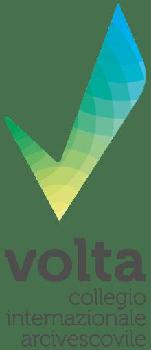 studio e progettazione logo scuola Alessandro Volta Lecco