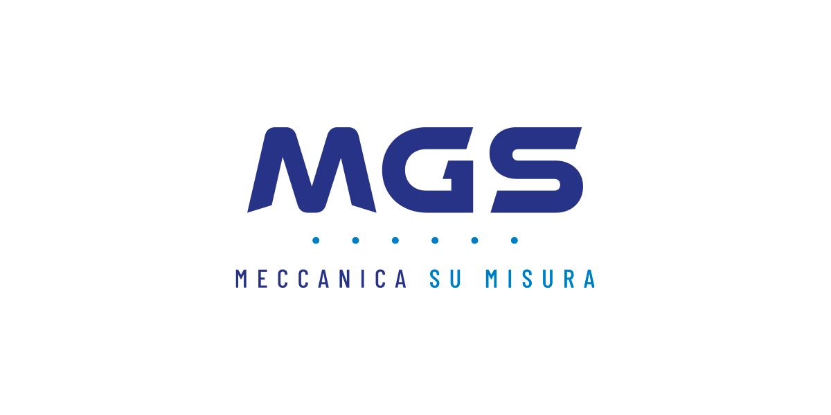 studio logo MGS officina meccanica