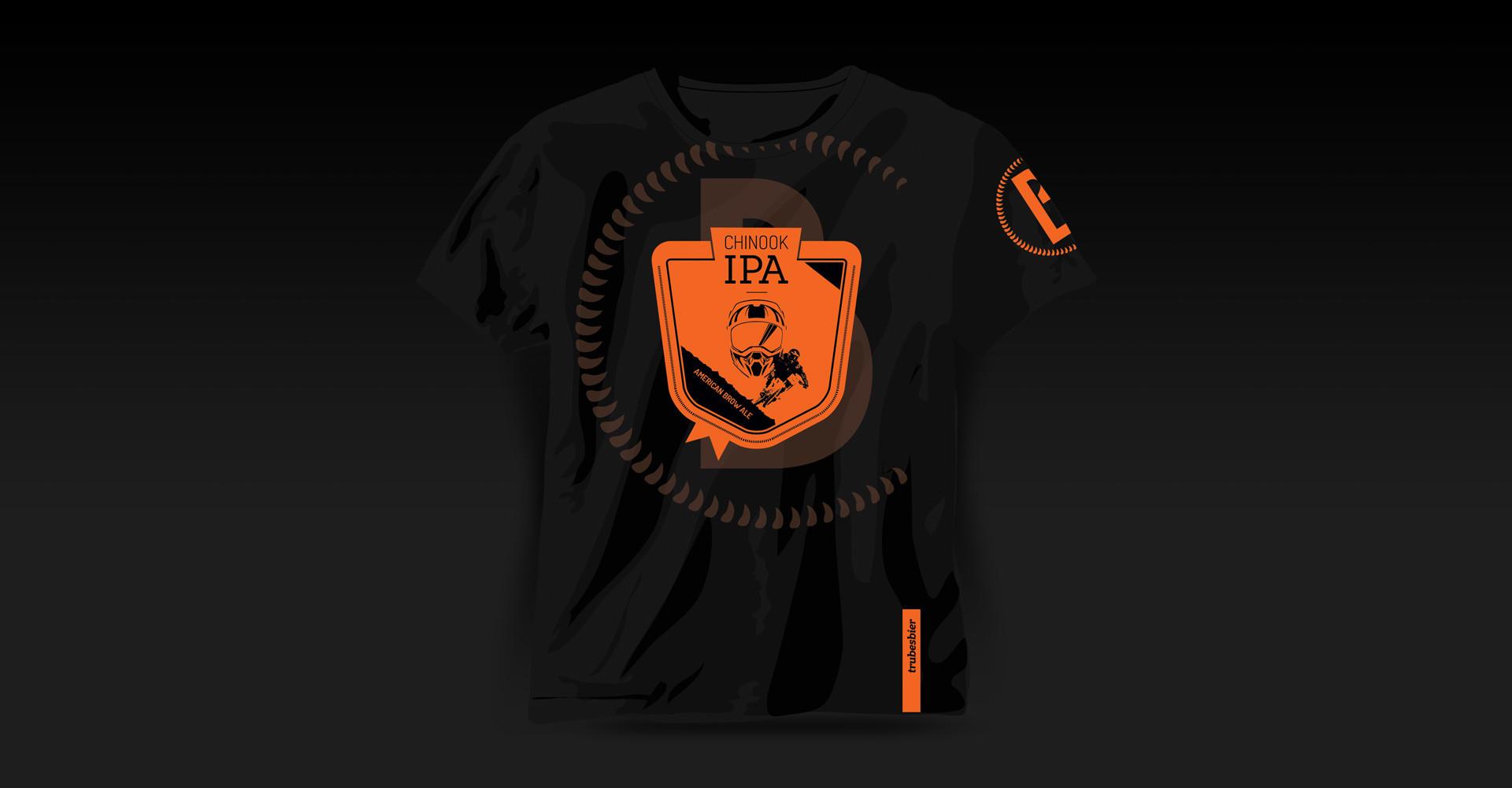 Realizzazione merchandising Trubes Bier