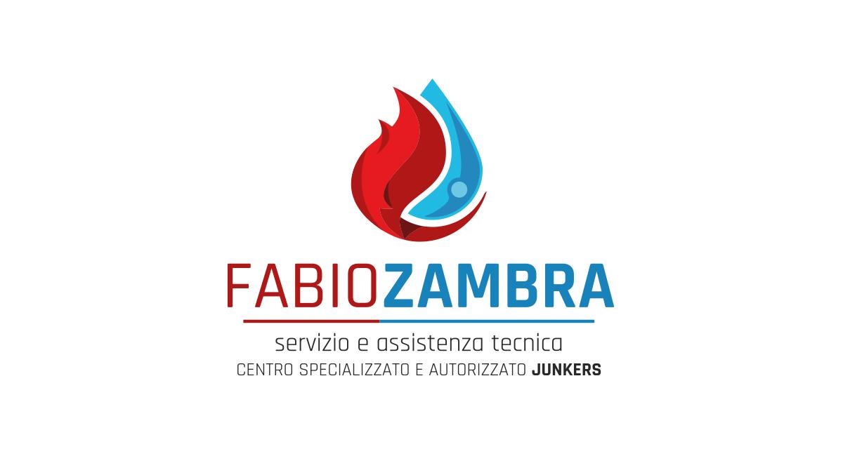Studio e realizzazione logo Fabio Zambra