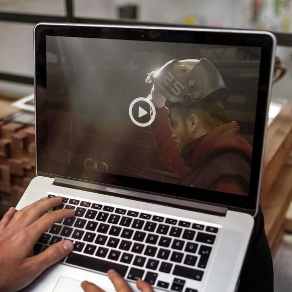 Realizzazione video aziendale