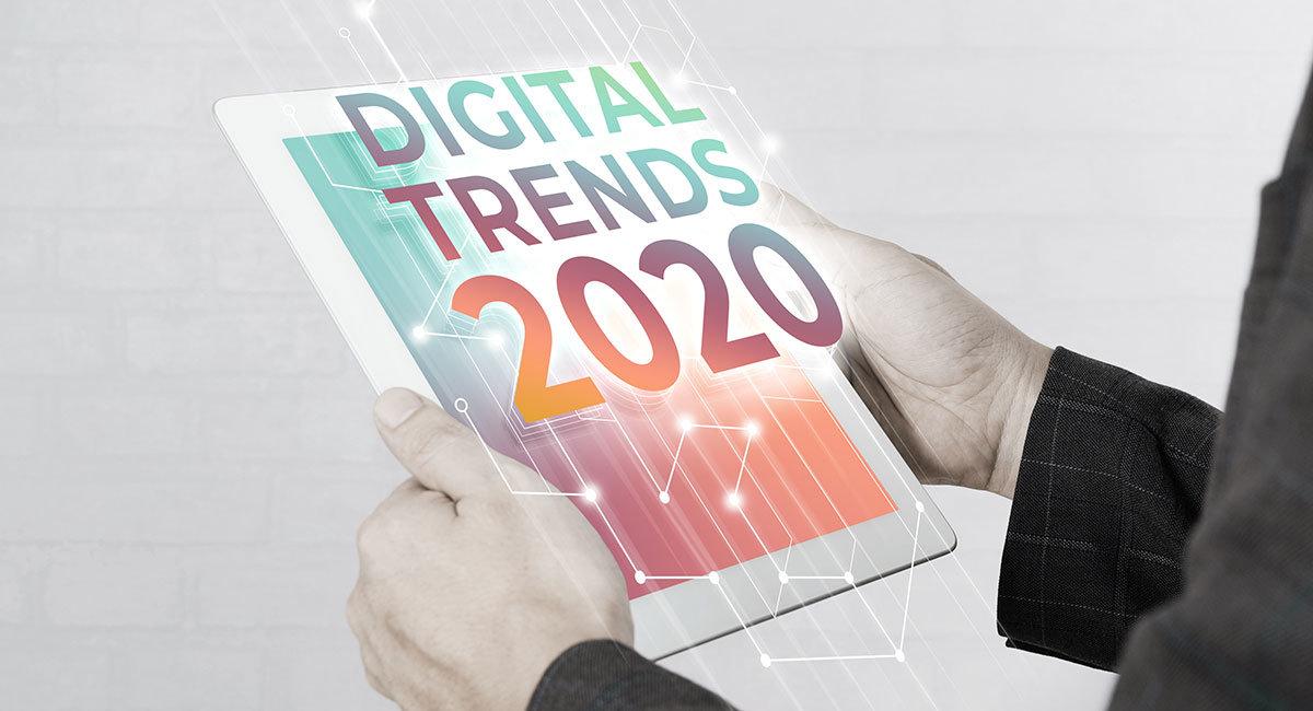 digital web marketing trends 2020